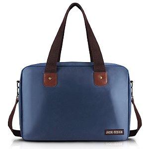 Bolsa para Viagem Essencial III Jacki Design - AHL17395 Azul Escuro