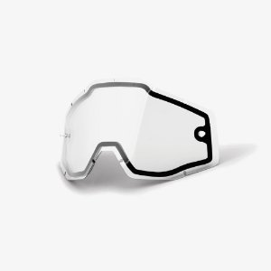 Lente 100% Antiembaçante Dupla Transparente
