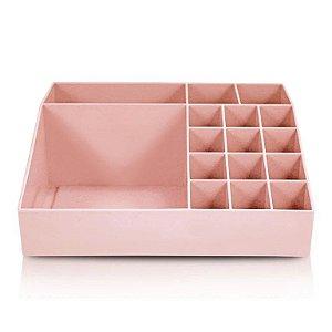 Organizador Multiuso Jacki Design - AGD20908 Rosa