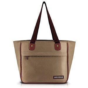 Bolsa Essencial III Jacki Design - AHL17393 Marrom