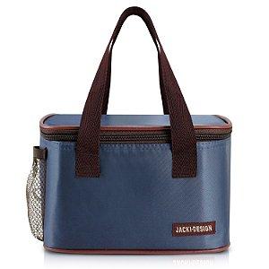 Bolsa Térmica Essencial III Jacki Design - AHL17396 Azul Escuro