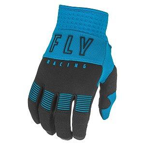 Luva FLY F16 2021 Azul/Preto Tam. P
