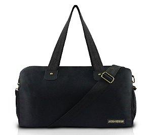 Bolsa de Viagem For Men II Jacki Design - AHL17206 Preto
