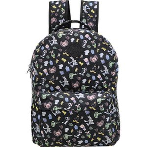 Mochila Escolar Looney Tunes Teen 01 - 6780