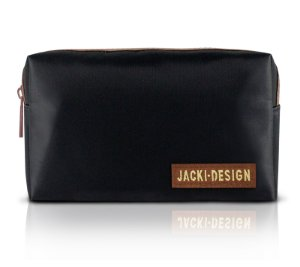 Necessaire For Men II Jacki Design - AHL17211 Preto/Marrom