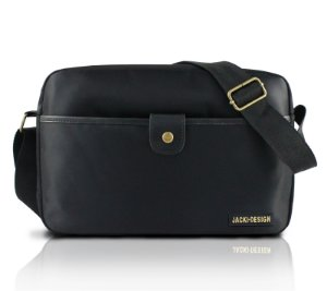 Bolsa Lateral For Men II Jacki Design - AHL17208 Preto