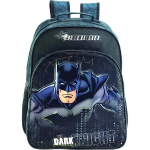 Mochila Escolar 16 Batman Wicked - 8832