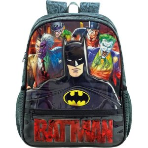 Mochila Escolar 16 Batman Danger - 8842