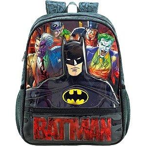 Mochila Escolar 14 Batman Danger - 8843