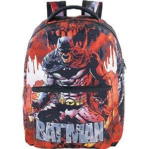 Mochila Escolar Batman T3 Xeryus - 9072