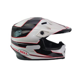 Capacete BELL MX-9 MIPS Stryker Black/White 62