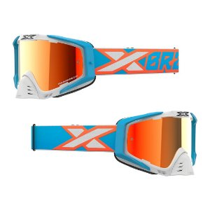 Óculos XBRAND EKS-S (S-SERIES) Espelhado Azul/Laranja