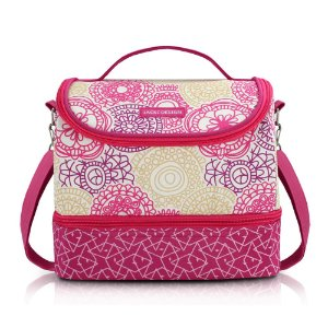 Bolsa Térmica My Lolla Pink Jacki Design - AHL17291