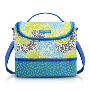 Bolsa Térmica My Lolla Azul Jacki Design - AHL17291