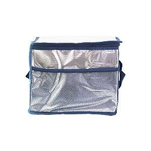 Bolsa Térmica 13L Azul Escuro Casita - CA15075