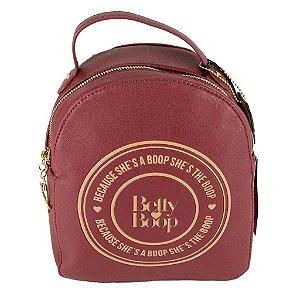 Bolsa de Costas Pop 2 em 1 Betty Boop Semax Vermelho P - BP12003