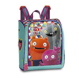 Lancheira Infantil Escolar CLIO Ugly Dolls Verde UG23001L