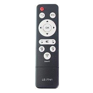 Controle Remoto TV Smart Universal - LE-7741