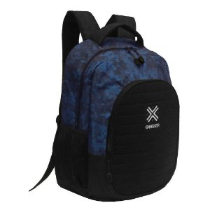 Mochila Escolar Gangster Clio Style Azul - GS9287