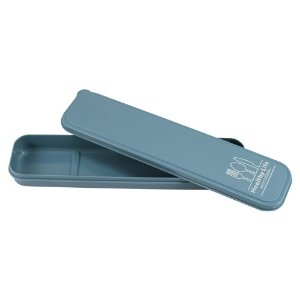 Porta Talhares Portátil Concept Azul Jacki Design - AHX20929