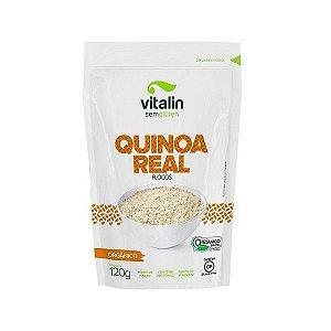 Quinoa Real em Flocos