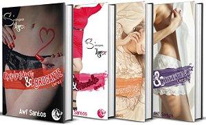 Série Completa: Se entregando ao Amor - AWF Santos