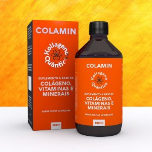 Colamin Kollageno Quântico 500ml