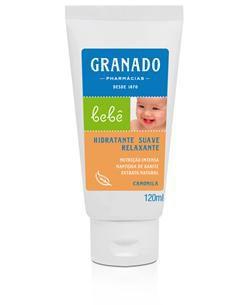 Hidratante Bebê Camomila 120ml Granado