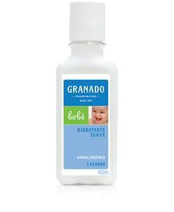 Hidratante Bebê Lavanda 100ml Granado