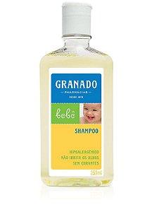 Shampoo Bebê Tradicional Granado