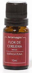 Essência Pura Aromagia de Flor de Cerejeira 10ml