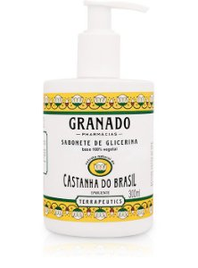 Sabonete Líquido Castanha do Brasil 300ml - Granado