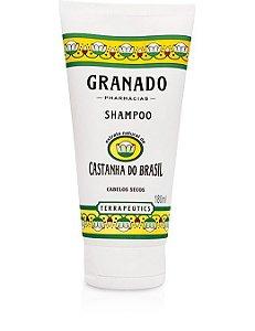 Shampoo Castanha do Brasil 180ml - granado
