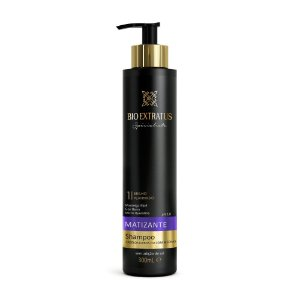 Shampoo Matizante 300mL - Bio Extratus