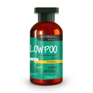 Shampoo Low Poo 270mL - Bio Extratus