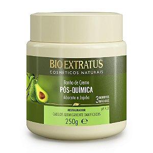 Banho de Creme Pós-Química 250g - Bio Extratus