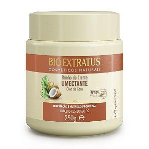 Banho de Creme Umectante 250g - Bio Extratus
