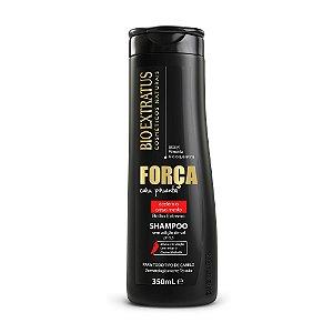 Shampoo Força com Pimenta 350mL - Bio Extratus