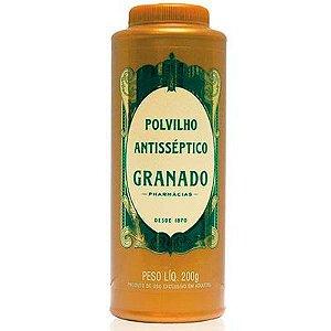 Polvilho Antisséptico Tradicional 200g - Granado