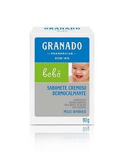 Sabonete Dermocalmante Bebê Peles Sensíveis 90g