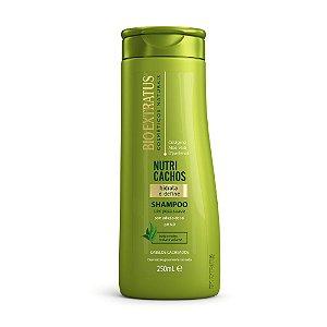 Shampoo Nutri Cachos 250mL - Bio Extratus