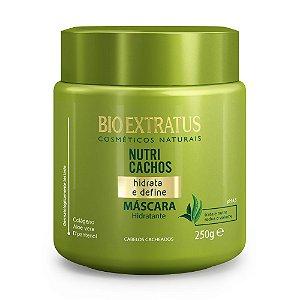 Máscara Nutri Cachos 250g - Bio Extratus