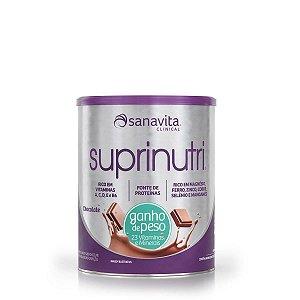 Suprinutri Ganho de Peso Chocolate 400g - Sanavita