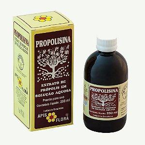 PROPOLISINA -Extrato de Própolis em solução aquosa 250ml - Apis Flora
