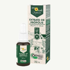 Extrato de Própolis Orgânico 30 ml - Apis Flora