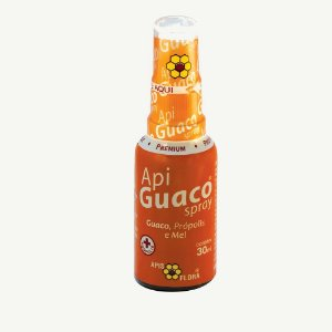 APIGUACO® - Propólis, Mel e Guaco Spray 30ml - Apis Flora