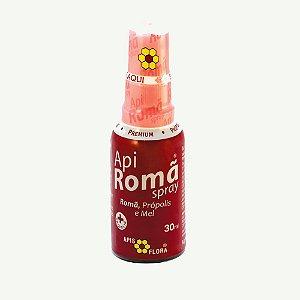 APIROMî - Própolis, Mel e Romã Spray 30ml - Apis Flora