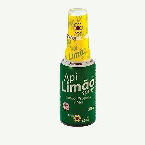 APILIMÃO® Spray - Própolis, Mel e Limão Spray 30ml - Apis Flora