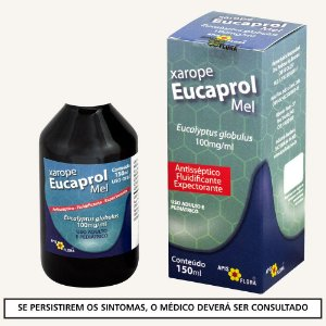 Eucaprol Xarope 150 ML - Apis Flora