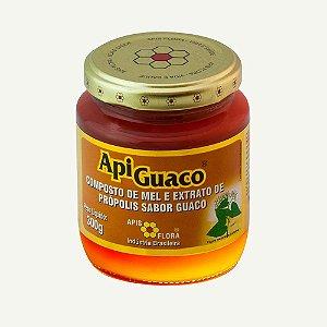 Apiguaco- Mel com Própolis e Guaco 300g - Apis Flora